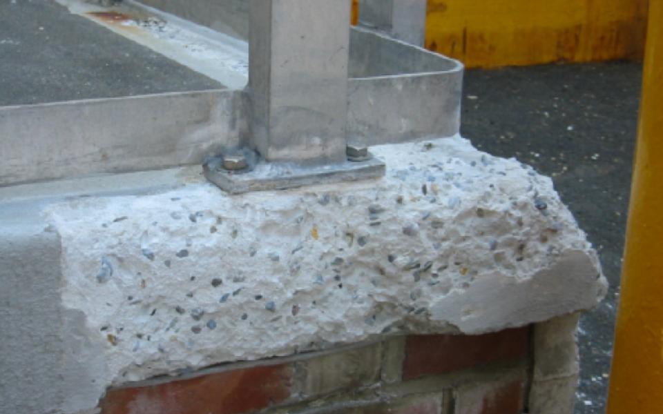 Every day concrete problems are no problem with DuraQuartz
