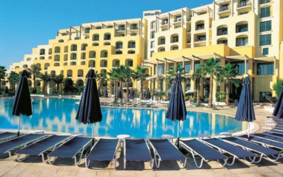 Leading Hotel in Malta Reduces Mineral Scale Problem with ENEFLOW FOOD AND BEVERAGE