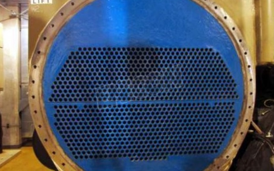 CeramAlloy to Repair & Protect Chillers