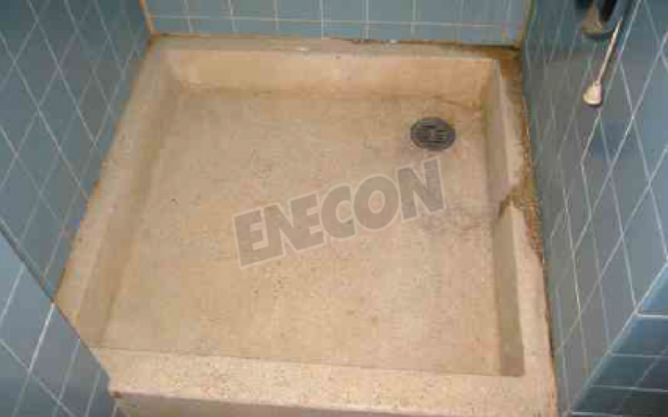"""CHEMCLAD XC """"Cures"""" Shower Stall Problems at New Jersey Hospital"""