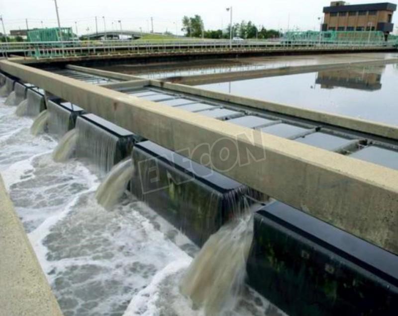 Leaking Sewage Pipe Couplings
