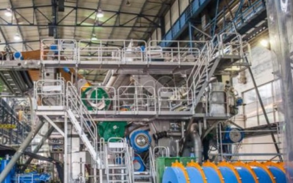 High Temperature Pulp & Paper Mill Rollers