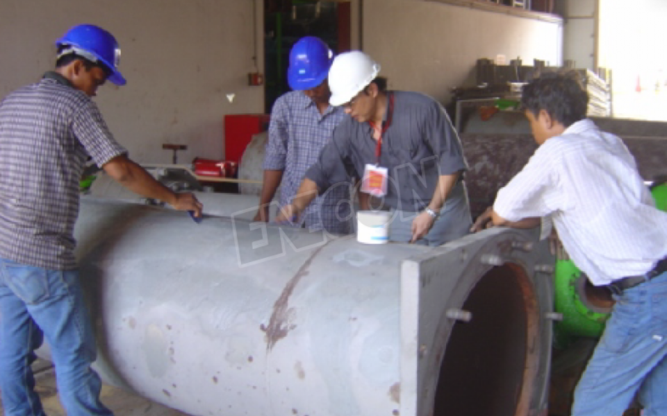 CHEMCLAD SC & DurAlloy solve corrosion problems at Indonesian Plant.