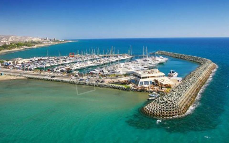 Cyprus Marina concrete repairs