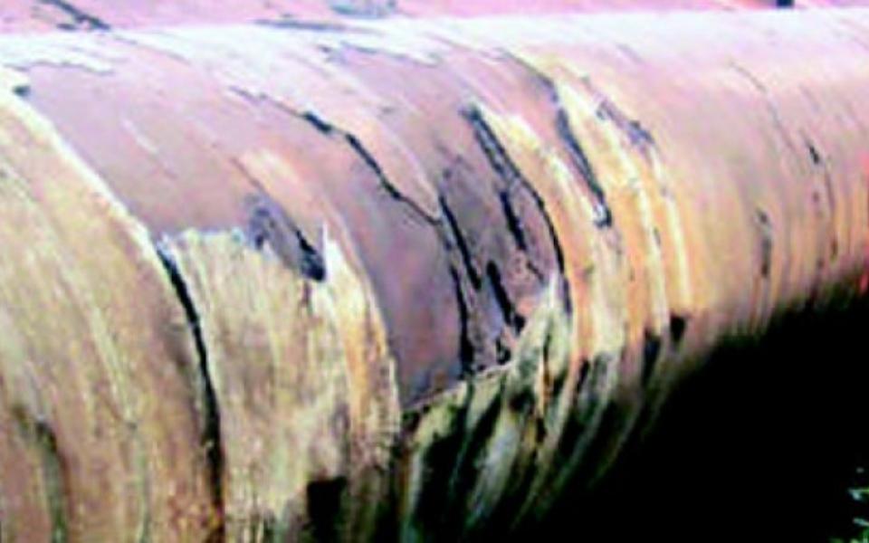 Water Main Pipe Repair