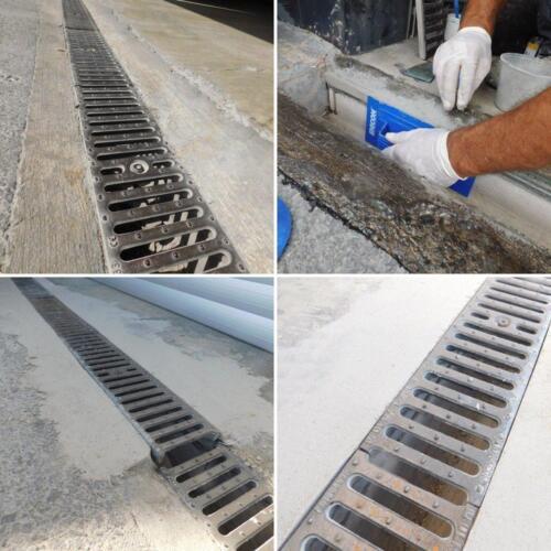 Cement Repair DuraQuartz