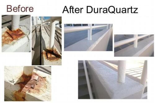 DuraQuartz plus ENESEAL CR