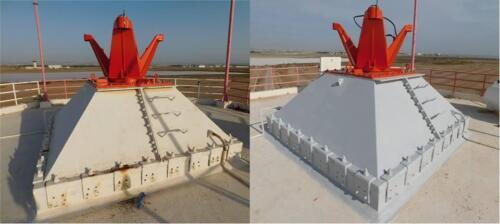 ENESEAL CR Radar cement base