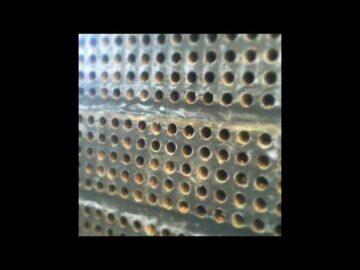 ENECON Heat Exchanger Tube Sheet Repair