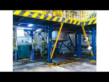 Floor Protection Systems Restore and Protect Industrial Workfloors